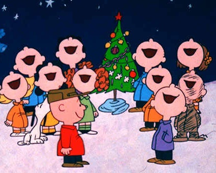 Here we go a'caroling! 12/21, 6pm