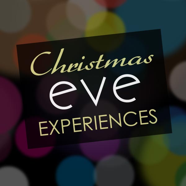 Looking for somewhere to go Christmas Eve?