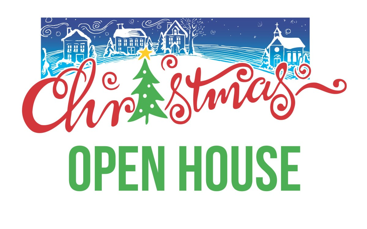 Christmas Open House at the Quinter's