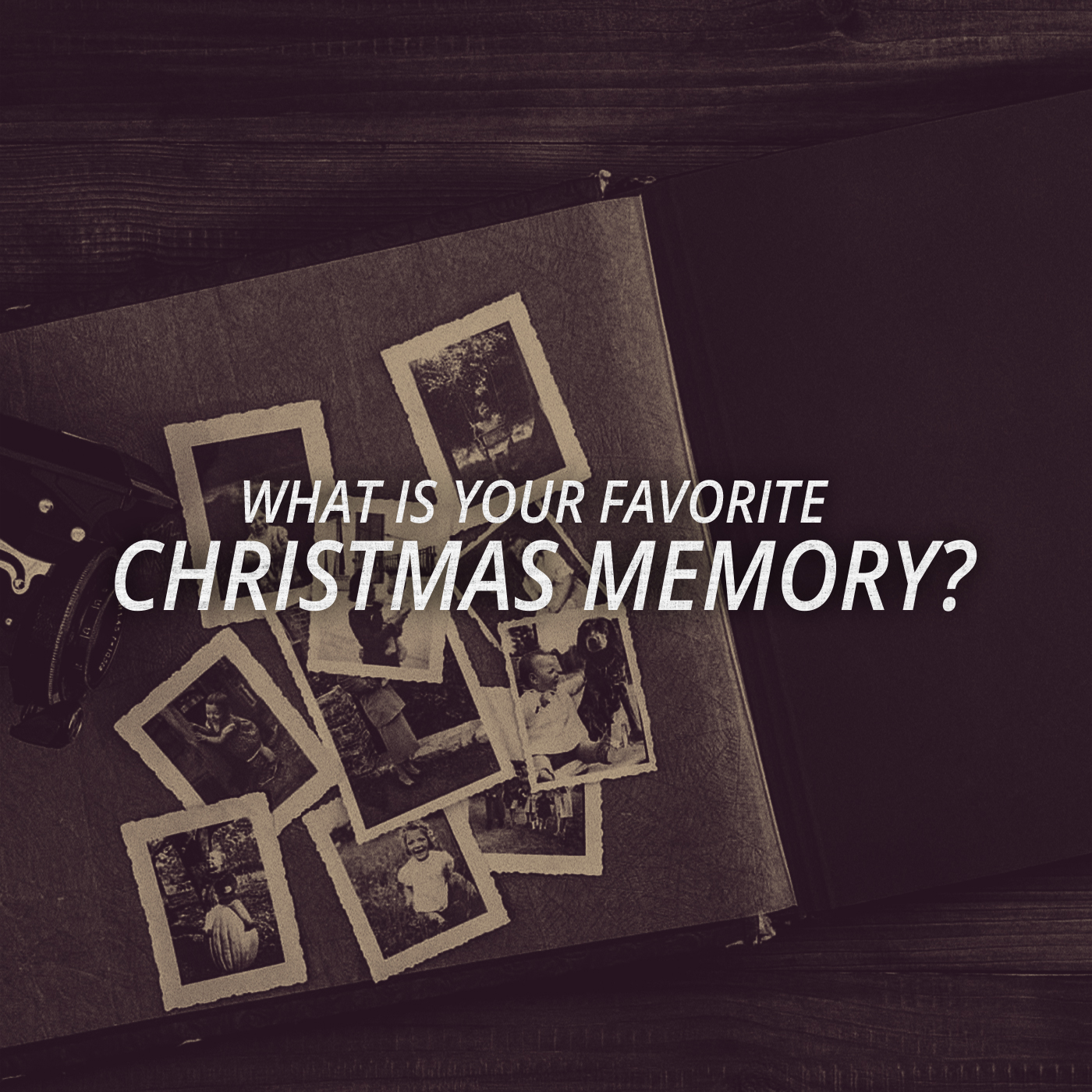 Share your favorite Christmas memories with us!