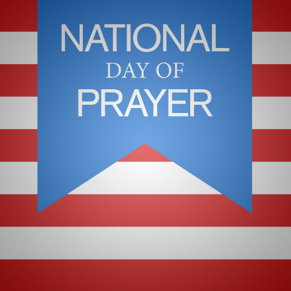 Join us as we pray for this great nation...