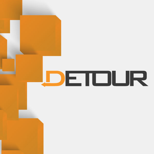 Detour begins next week!