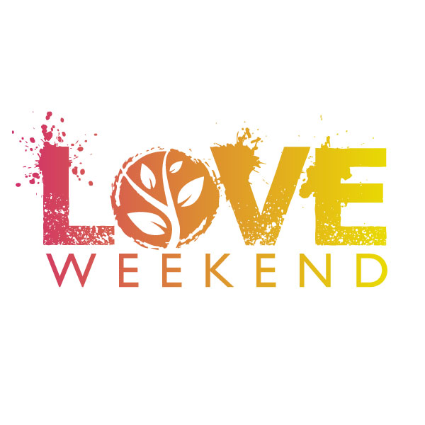 Kids, friends, and families alike are all welcome to participate in our first ever LOVE Weekend!