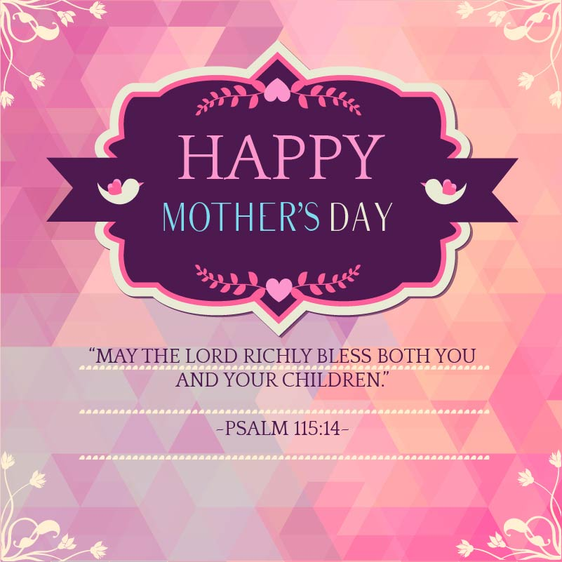 To Mother's Everywhere!