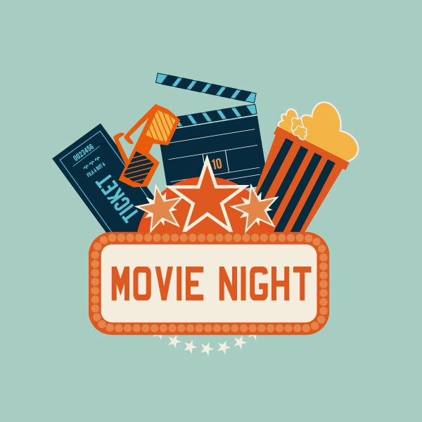 Youth Movie Night TOMORROW!