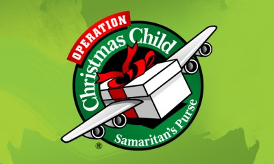 Operation Christmas Child Begins TODAY!