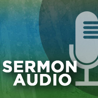 Check out sermon audio archives...