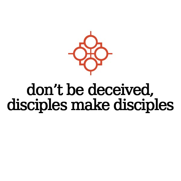 The Command to Make Disciples