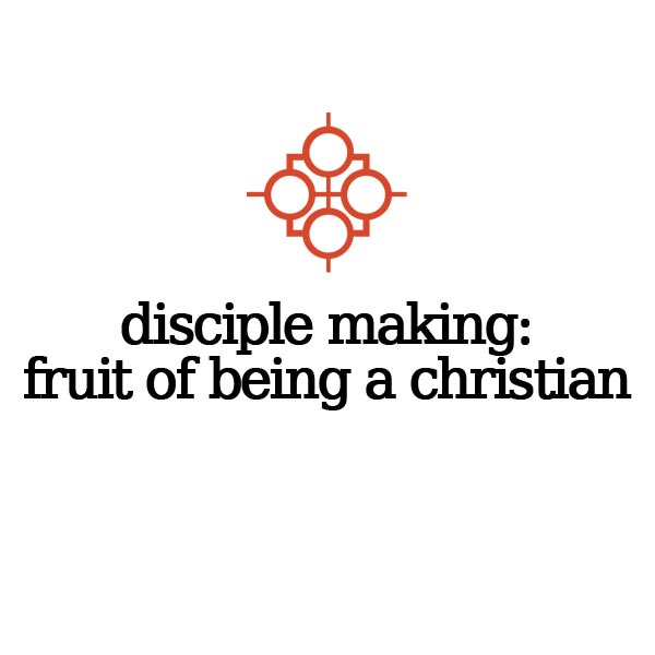 The Heart of a Disciple Maker