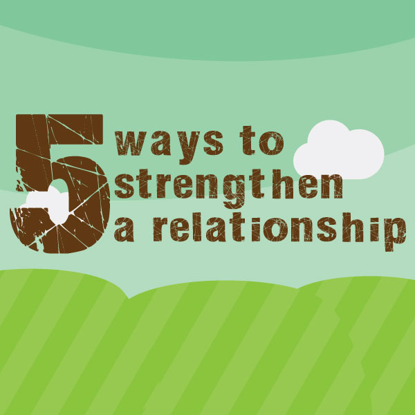 How would like 5 tips to improving your relationship with others?