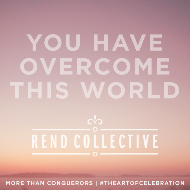 The Art of Celebration: More Than Conquerors