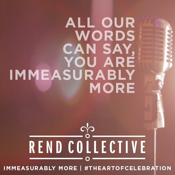 The Art of Celebration: Immeasurably More