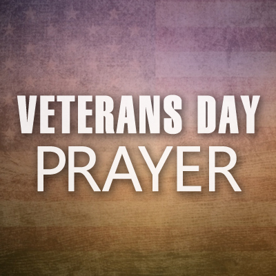 9:00 a.m. OFC Prayer Opportunity for Our Veterans