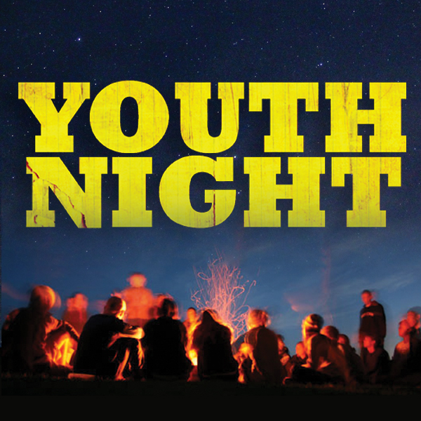 Youth Bonfire TONIGHT! Friday, Grades 6-12, October 12