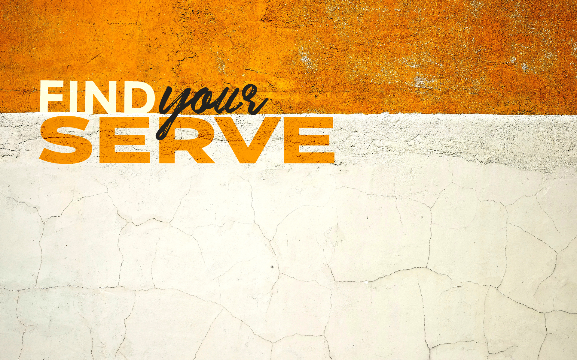 Serve is Spelled Engage