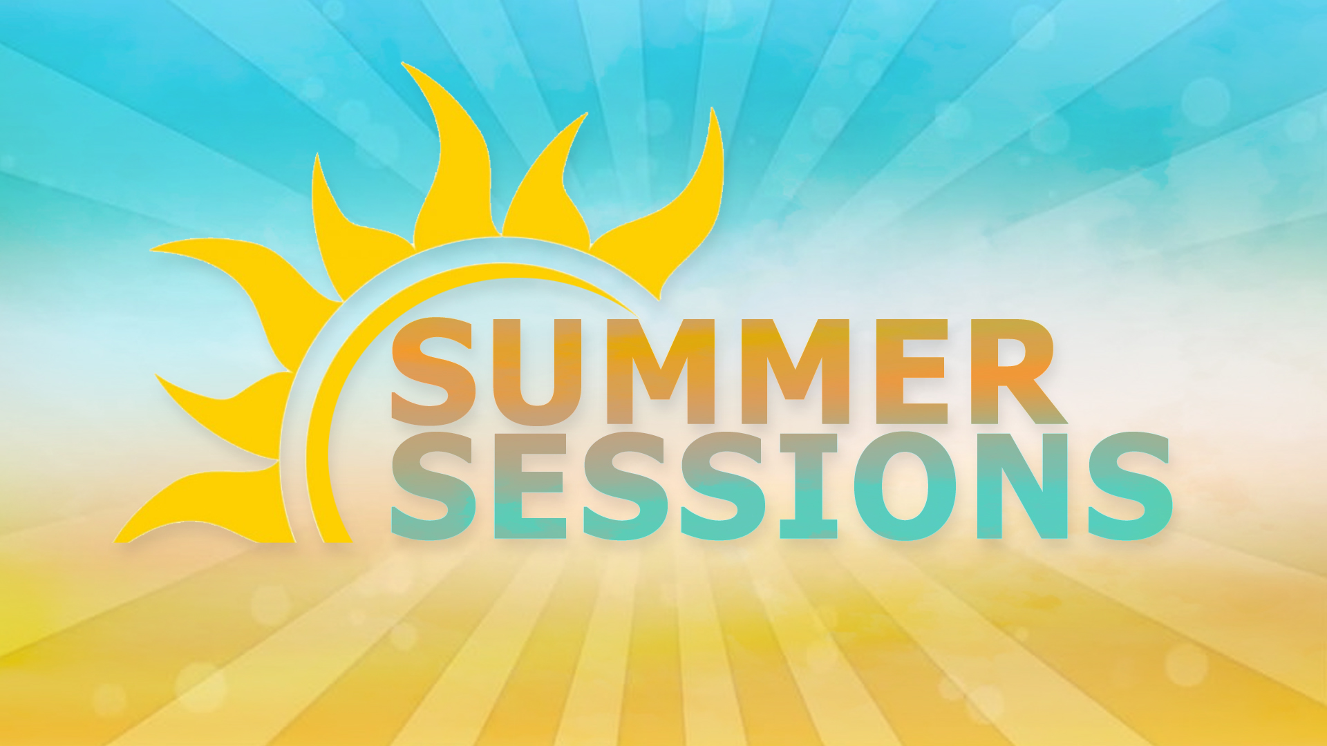 Summer Sessions -